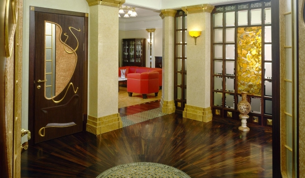 Art-Deco Style Apartment